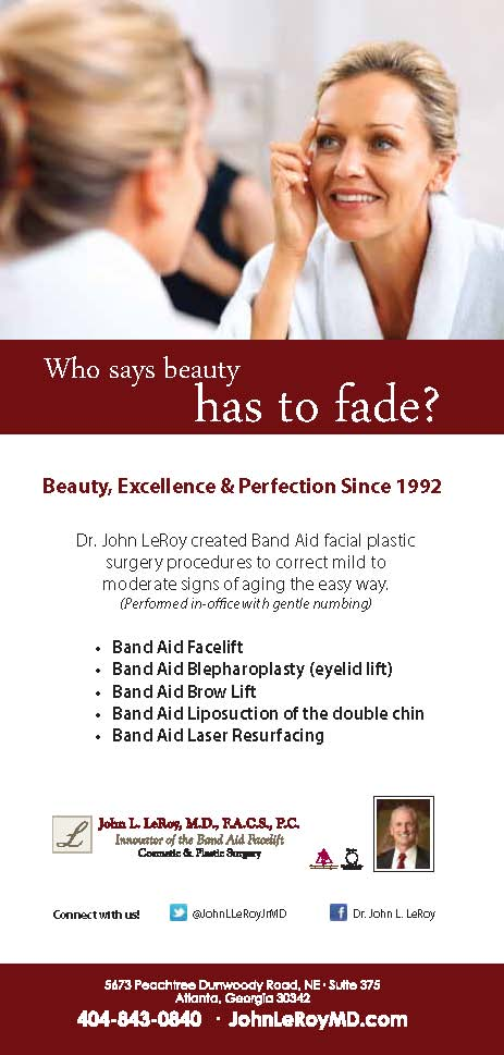 Atlanta facial plastic surgery
