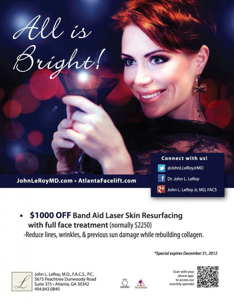 Atlanta Laser Resurfacing Discounts