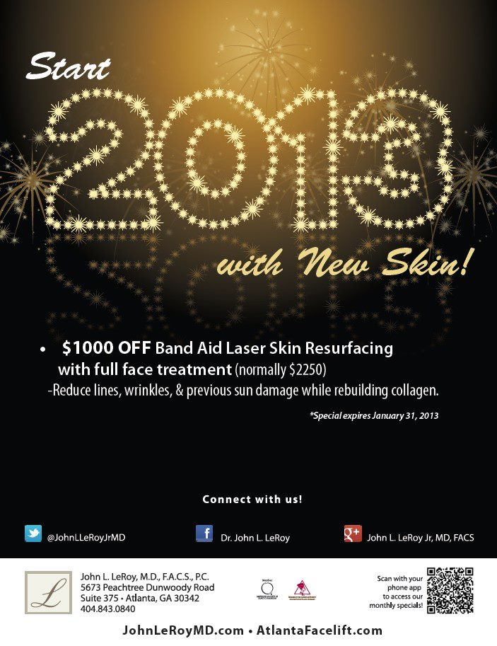 Laser Resurfacing on sale Atlanta GA