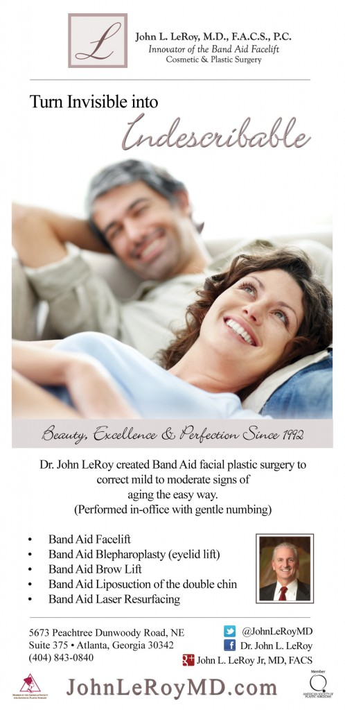 Facelift in Atlanta GA | Dr John LeRoy