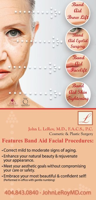 band aid plastic surgery atlanta ga