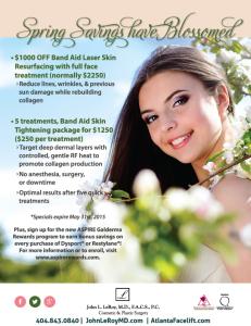 plastic surgery discounts atlanta