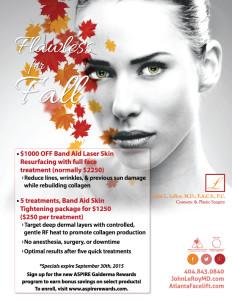 Atlanta facial plastic surgery discounts