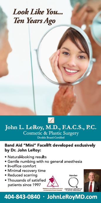 What's New at Dr. John LeRoy's Office?
